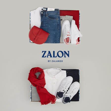 zalon stilberatung: Kleiderboxen und Logo